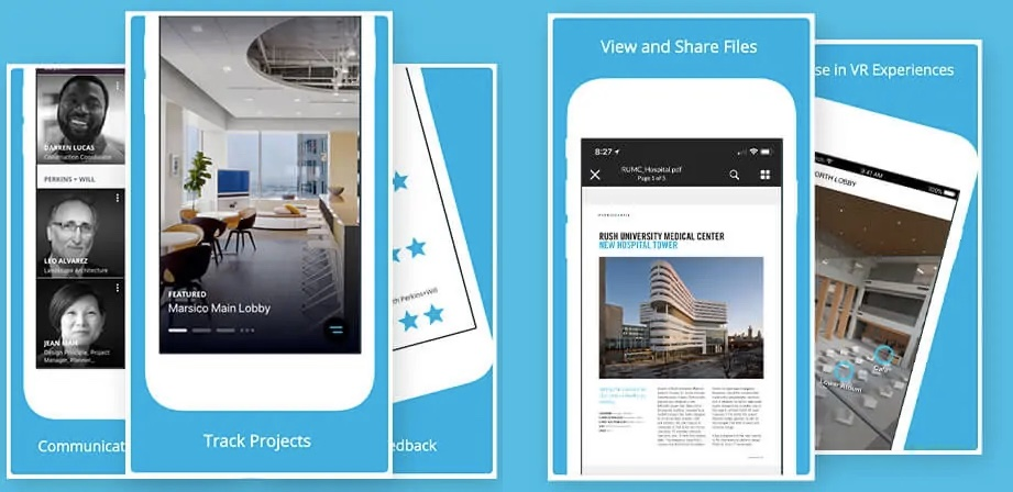 Perkins+Will Showcase Plus App At Boxworks 2018